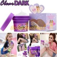 Cream Pemutih Bokong Cream Pemutih Pantat Chomnita Clear Dark asli