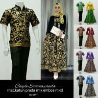 Batik Couple / Kebaya / Sarimbit Klok Savana