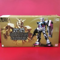 Perfect Grade RX-78-2 Gundam Extra Finish (30th Anniversary Limited)