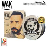 Wak Doyok Original Pomade - Minyak Rambut Stronghold & Waterbased