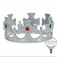 Mahkota Raja Gold / Topi Ulang Tahun / Perlengkapan Pesta