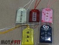 souvenir kado hadiah omamori jimat oleh oleh jepang cendera mata japan