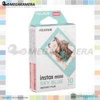 Instax Paper / refill Polaroid Fujifilm Instax mini 10 lembar, Sky Blu