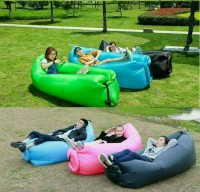 Lazy Bag / Air Bed / laybag / lamzac / air sofa bed / lazy air bag