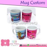 Gelas & Mug Custom