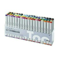 COPIC Sketch Set A 72 pcs