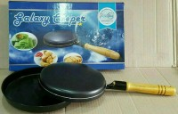 Galaxy Crepe maker dadar gulung