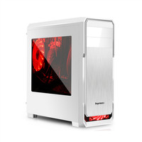 SEGOTEP THE WIND White Silver ATX Gaming Case