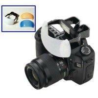 pop up flash internal diffuser difuser camera kamera 3 multi color