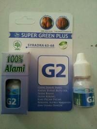 Super Green Plus G2 Obat Herbal Gatal Kulit