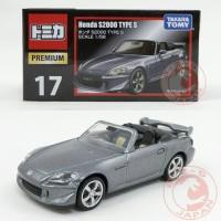 Tomica Premium 17 Honda S2000 Type S