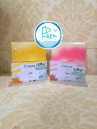 [ SOAP / SABUN ] FLEECY WHITENING SOAP ORIGINAL