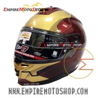 Helm HJC Iron Man (IS17)