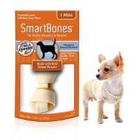 Smartbones Sweet Potato Mini 1
