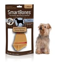 Smartbones Peanut Butter Mini 1