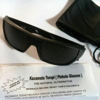 Kacamata Terapi Pinhole Model Sporty