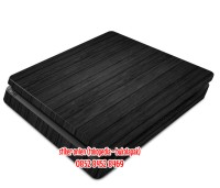 PS4 SLIM skin - Blackwood
