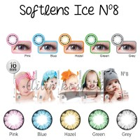 SOFTLENS ICE N8 NORMAL