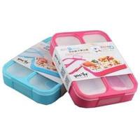 kotak makan yoyee 579/lunch box 3 sekat