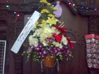 Standing flower surabya