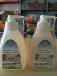 Shampoo Raid All Pemutih dan Pengkilat bulu - Shampoo kucing whitening