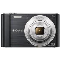 Sony Cybershot DSC-W810 - Black