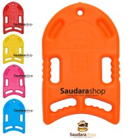 Papan Renang 4 Lubang Sea World Orange / Swimming Board Tebal Orange