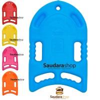 Papan Renang 4 Lubang Sea World Biru / Swimming Board Tebal Blue