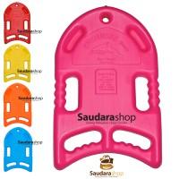Papan Renang 4 Lubang Sea World Pink / Swimming Board Tebal Pink
