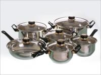 Panci Set Vicenza (Cookware Set / Peralatan Masak) V612 / V-612