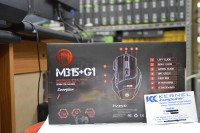 Marvo Gaming Mouse M315+G1 Scorpion (Mousepad Included)
