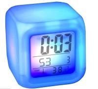 Jam Moody KUBUS berubah 7 warna - Moody Clock