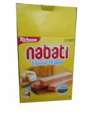 Richeese Nabati Wafer Keju 20 x 8g