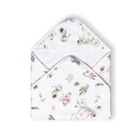 Mooi selimut topi bayi motif kelinci