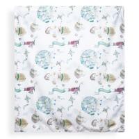 Mooi selimut anak motif bear balon udara