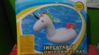 pelampung Unicorn TERMURAH giant float 190 cm inflatable ban renang