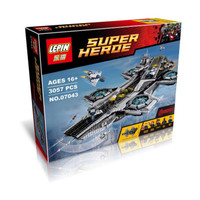 LEGO LEPIN - The SHIELD Helicarrier - 07043 - Super Hero