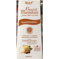 RESIK-V WHITENING MANJAKANI FEMININE HYGIENE 50ml