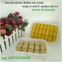 pancake durian Original Non Cream isi 15