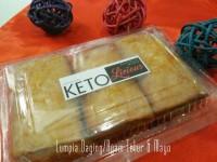 Lumpia Daging/Ayam, Telur & Mayo Keto