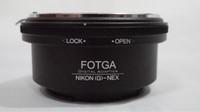 Fotga Lens Adapter, NIKON (G) - Sony Emount / Nikon (G) - NEX