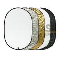 Reflector 5 in 1 (90x120cm)