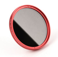 FOTGA 40.5mm-77mm Slim ND Filter ND2 To ND400 High Quality Red Ring