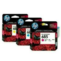 Tinta HP 685 Black ORIGINAL