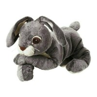 IKEA VANDRING HARE Boneka kelinci, boneka anak lembut
