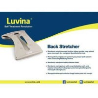 Luvina : Back & Neck Stretcher