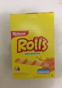 Richeese Nabati Roll's 20 x 8g