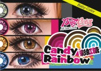 Softlens Baby Color Candy Rainbow Series
