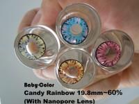 Softlens Candy Rainbow Series