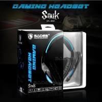 SADES SA-902 Snuk Headset
